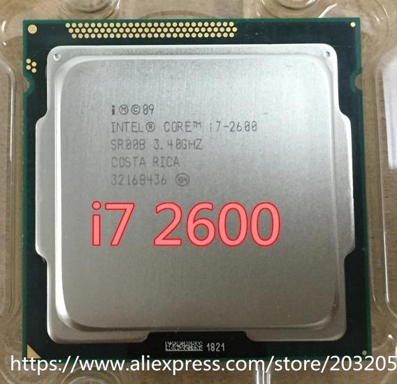 Processador Intel Core I7 2600