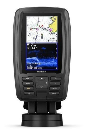 Gps Sonar Garmin Echomap Plus 42cv Sem Transducer