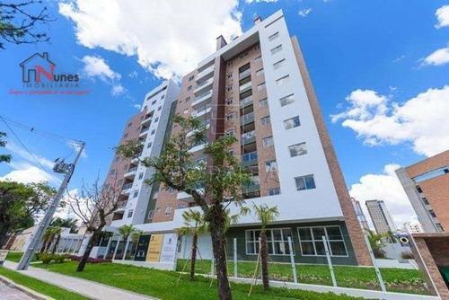 Apartamento No Bairro Mercês Em Curitiba Pr - 15597