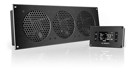 Ventilador De Enfriamiento De 18 - Ac Infinity Airplate T9