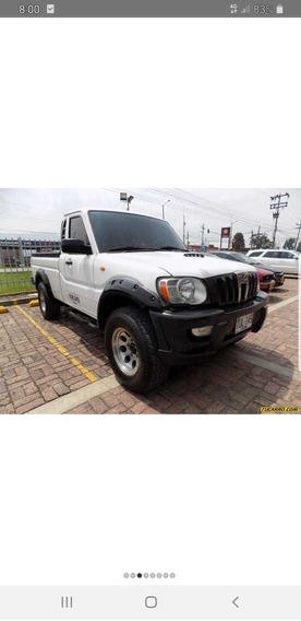 Mahindra Pick-up Modelo 2012