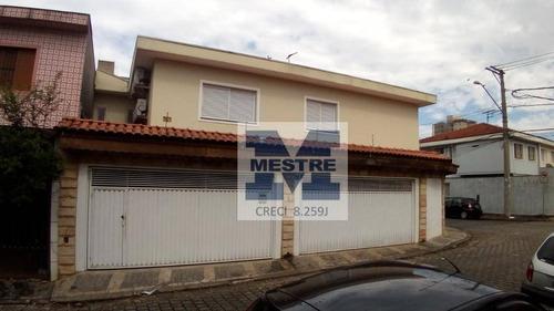 Imagem 1 de 30 de Casa Com 3 Dormitórios À Venda, 245 M² Por R$ 1.080.000,03 - Ponte Grande - Guarulhos/sp - Ca0397