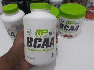Bcaa Mp Musclepharm 240 Caps Importado Usa