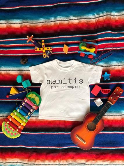 Playera Mamitis Niño/a