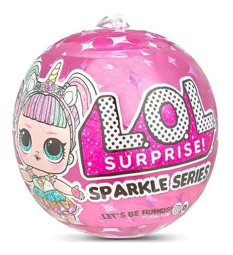 Boneca Lol - 7 Surpresas - Sparkle Series