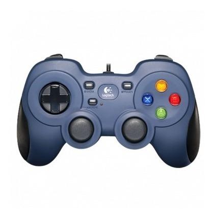 Controle Joypad Gamer F310 Gamepad Usb 2.0 Logitech Pc E Tv
