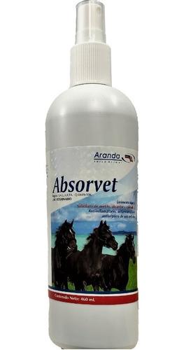 Spray Anti-inflamatorio Para Caballo Absorvet 460 Ml Aranda