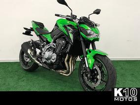 Kawasaki Z900 2018 0km - Verde