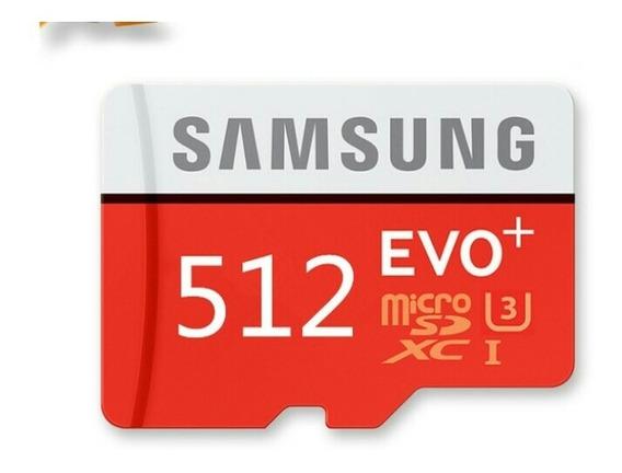 Cartão De Memória 512 Gb. Apronta Entrega.