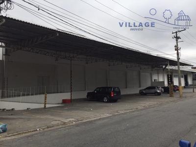 Galpão Para Alugar, 2167 M² Por R$ 55.000/mês - Vila Leopoldina - São Paulo/sp - Ga0281
