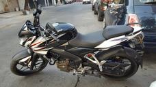 Motocicleta Pulsar 200ns 2015 Único Dueño