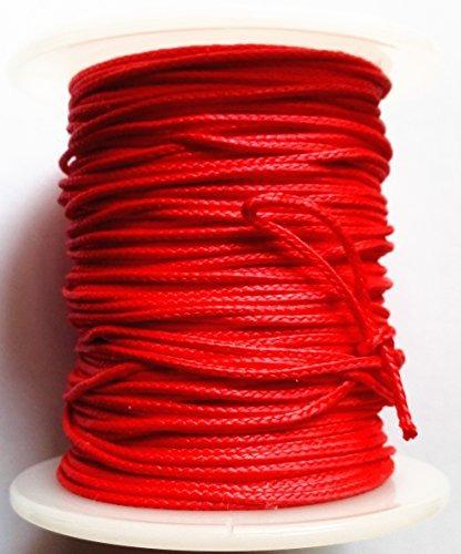 Imagen 1 de 2 de Línea De Pesca Gpp Red Bow (165ft / 50m Spool 200-pounds)