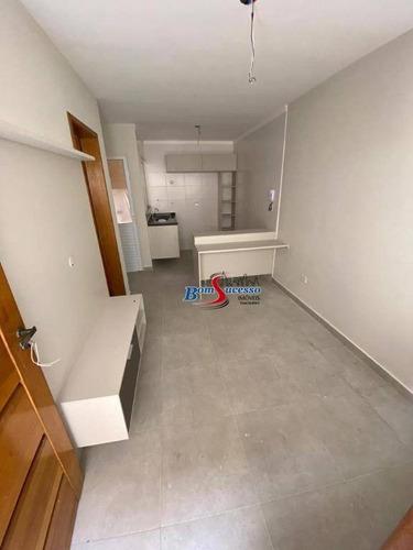 Imagem 1 de 7 de Apartamento Com 1 Dormitório À Venda, 35 M² Por R$ 190.000,00 - Sacomã - São Paulo/sp - Ap2986