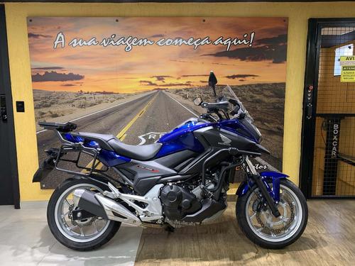 Honda Nc 750x 2020 Apenas 2700km Rodados