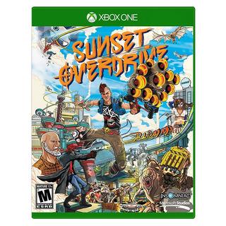 Sunset Overdrive Xbox One Nuevo Sellado Envio Gratis