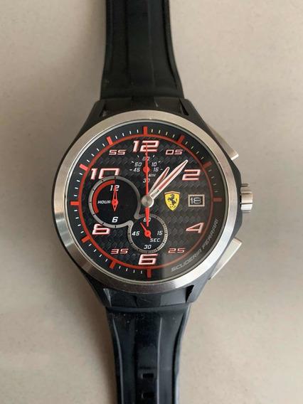Relógio Scuderia Ferrari Usado