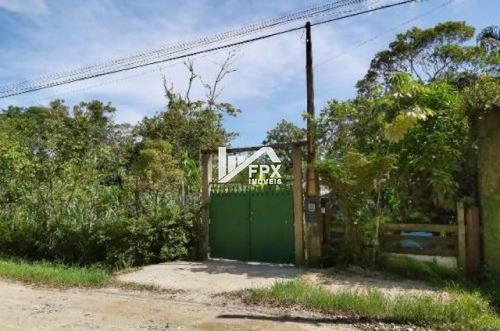 Chácara Com 03 Suíte Em Itanhaém - Ch056