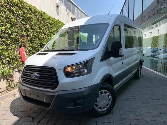 Ford Transit Minibus N2b 4p Kombi Larga Td At A/ac. Sin Ast