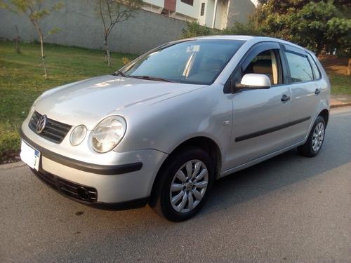 Volkswagen Polo 2004 1.6 5p