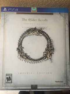 The Elders Scrolls Online Tamriel Ps4 Edicion De Colección