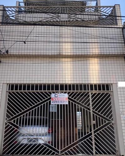 Sobrado Com 3 Dormitórios À Venda Por R$ 585.000,00 - São Paulo - São Paulo/sp - So1249
