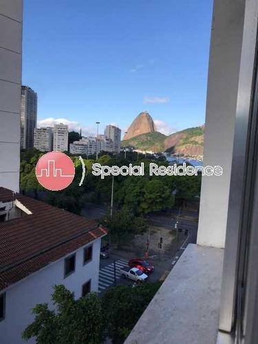 Imagem 1 de 9 de Kitnet/conjugado-à Venda-botafogo-rio De Janeiro - 100537