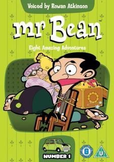 Dvd Infantil - Mr. Bean - Rowan Atkinson