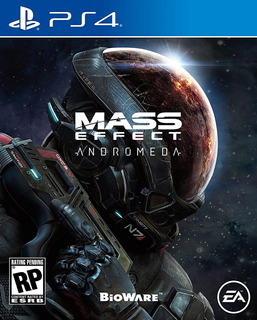 Mass Effect Andromeda Ps4 Digital Gcp
