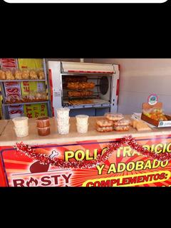 Rosticero Valmex 48 Pollos