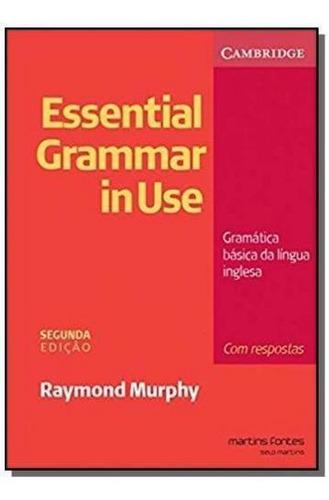 Essential Grammar In Use: Gramatica Basica Da Ling
