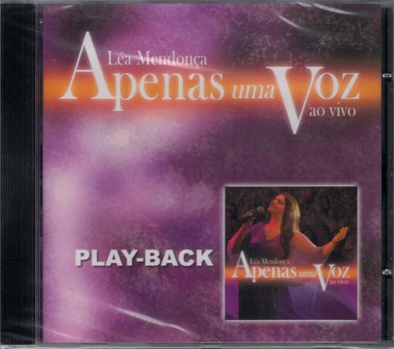 Playback Léa Mendonça - Apenas Uma Voz [original]