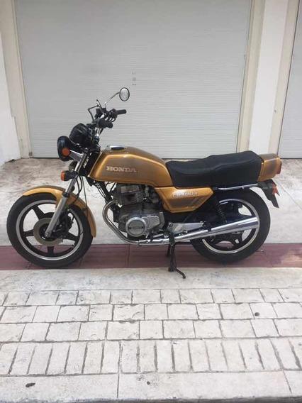 Honda Cb 400 Ii 83