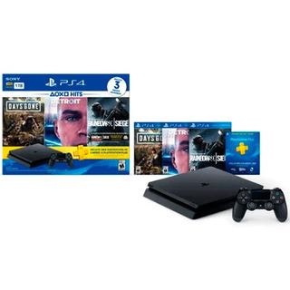 Consola Ps4 1tb Playstation Hits Bundle 5