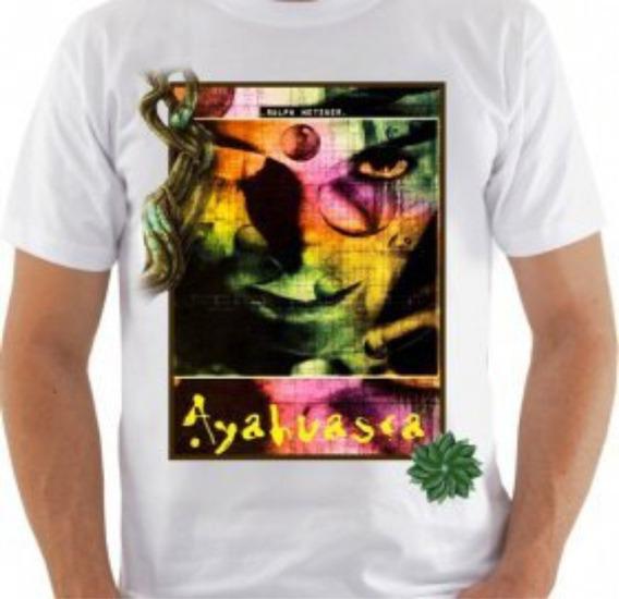 Camiseta Ayahuasca Santo Daime 03