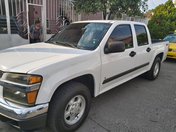 Chevrolet Colorado 2.9l Cabina Doble Paq A 4x2 Mt 2007