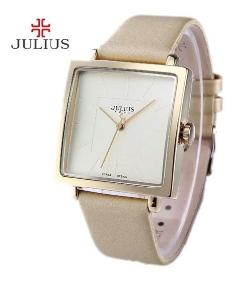 Relógio Julius Jl-10 À Prova D