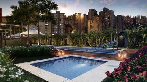 Imagem 1 de 15 de Apartamento Para Venda Em Santo André, Jardim, 4 Dormitórios, 3 Suítes, 5 Banheiros, 3 Vagas - Papro_1-1693908