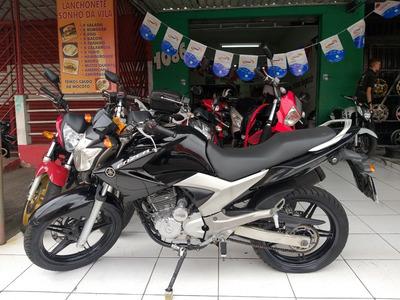 Yamaha Fazer 250 Ano 2012 Moto Podium