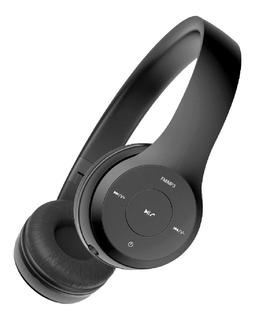 Auricular Havit H2575 Bluetooth Radio Fm Color Black