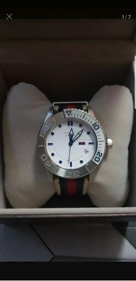 Relógio Gucci Suíço Masculino Original