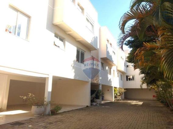 Casa/sobrado À Venda No Condomínio Vila Dos Gerânios Com 3 Dormitórios No Centro De Nova Odessa - Ca0399
