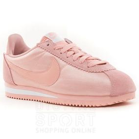 nike cortez rosadas