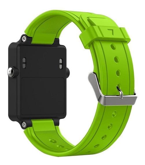 Pulseira Garmin Vivoactive Verde Neon