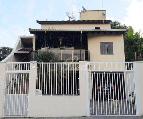 Imagem 1 de 23 de Sobrado Com 4 Dormitórios À Venda, 400 M² Por R$ 899.000,00 - Jardim Fonte Áurea - Poá/sp - So0704