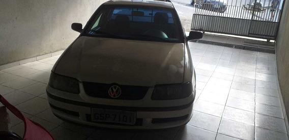 Volkswagen Saveiro 2002 1.6 2p Gasolina
