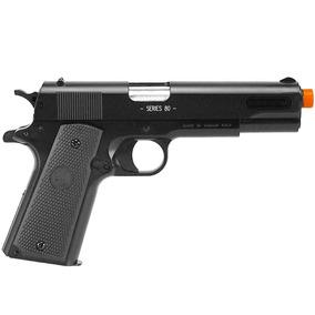 Pistola Airsoft Colt 1911 Slide Metal - Spring
