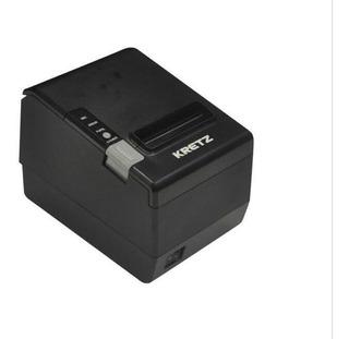 Impresor Térmico De Tickets Comandas Kretz Usb + Serie + Eth