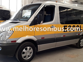 Van - Sprinter 415 Cdi - Ano 2014 Com Ar
