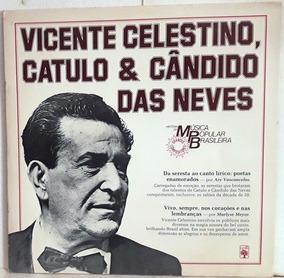 1159 Mvd- 1983 Lp- Vicente Celestino, Catulo & Cândido Das N