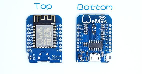 1 X Kit Wemos Esp8266-ex Wifi D1 + Rele Shield